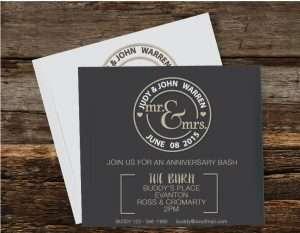 WEDDING INVITE GRAPHICS