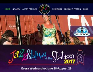 collingwood jazz and blues