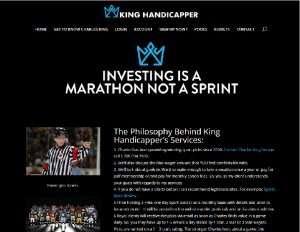 kinghandicapper
