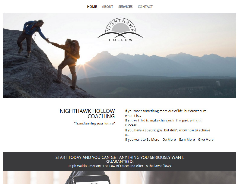 nighthawk hollow website
